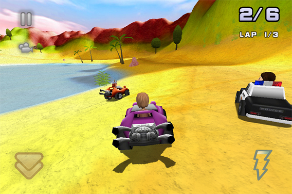 Bounty Racer Drives Into App Store This Summer