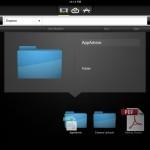 CloudOn version 2.0.26 (iPad 2) - Drag and Drop