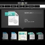 CloudOn version 2.0.26 (iPad 2) - Action Button