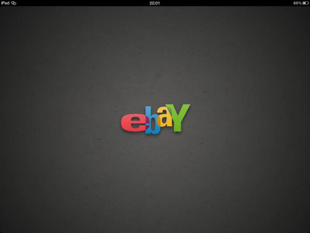 Aplikace eBay pro iPad má nový design i funkce