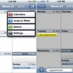 Easy Calendar version 2.0 - Additional Actions