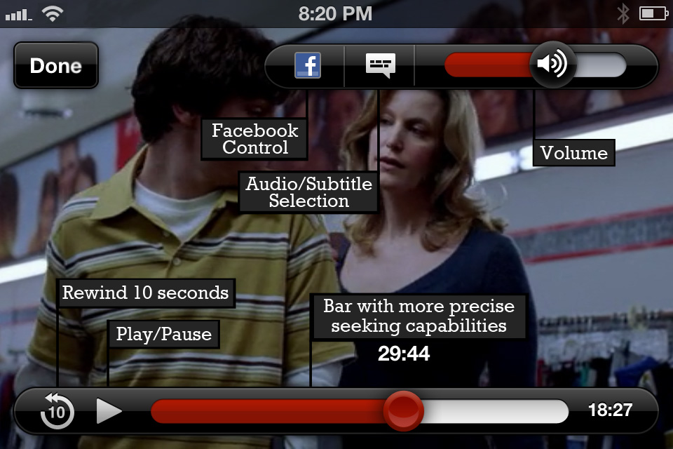 Netflix Version 2.2 - iPhone