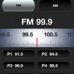 iHome Set (iPhone 4) - Radio Tuning and Presets