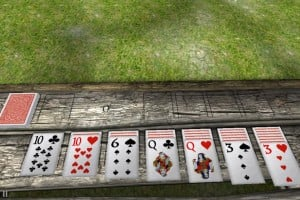 Solitaire by Naquatic screenshot