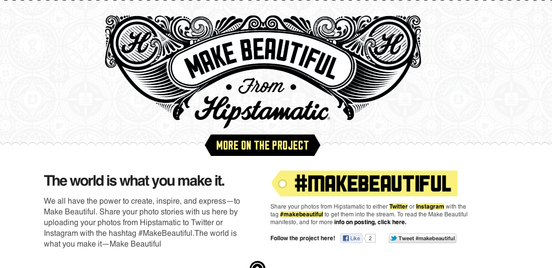 Make Beautiful