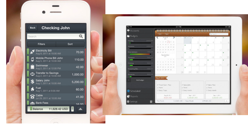 MoneyWiz For iPhone and iPad