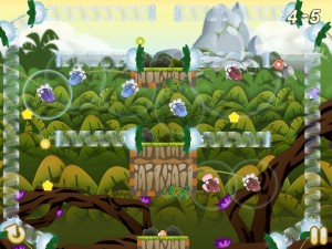 Munch Time HD version 1.2 (iPad 2) - Lost Jungle Level 5