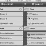 Organized version 1.4 (iPhone 4) - Main and Reorder