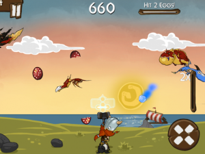 Damn you Dragons! by VisionaryX GmbH screenshot