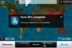 Plague Inc. by Ndemic Creations screenshot