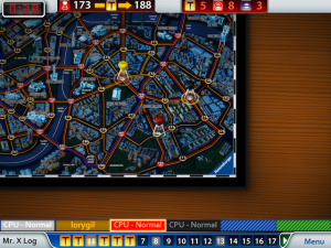 Scotland Yard by Ravensburger Digital GmbH screenshot