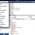 Spanish-English Dictionary and Verbs version 1.4.3 (iPad 2) - Conjugate Verbs