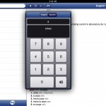 Spanish-English Dictionary and Verbs version 1.4.3 (iPad 2) - Numerals
