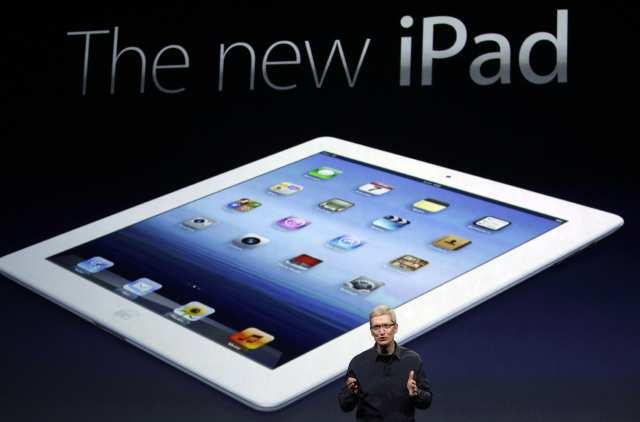 Jak jsou rozšířené verze iPadů v USA?