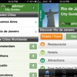 TripAdvisor Offline City Guides version 2.4 - Cities and Guide Overview