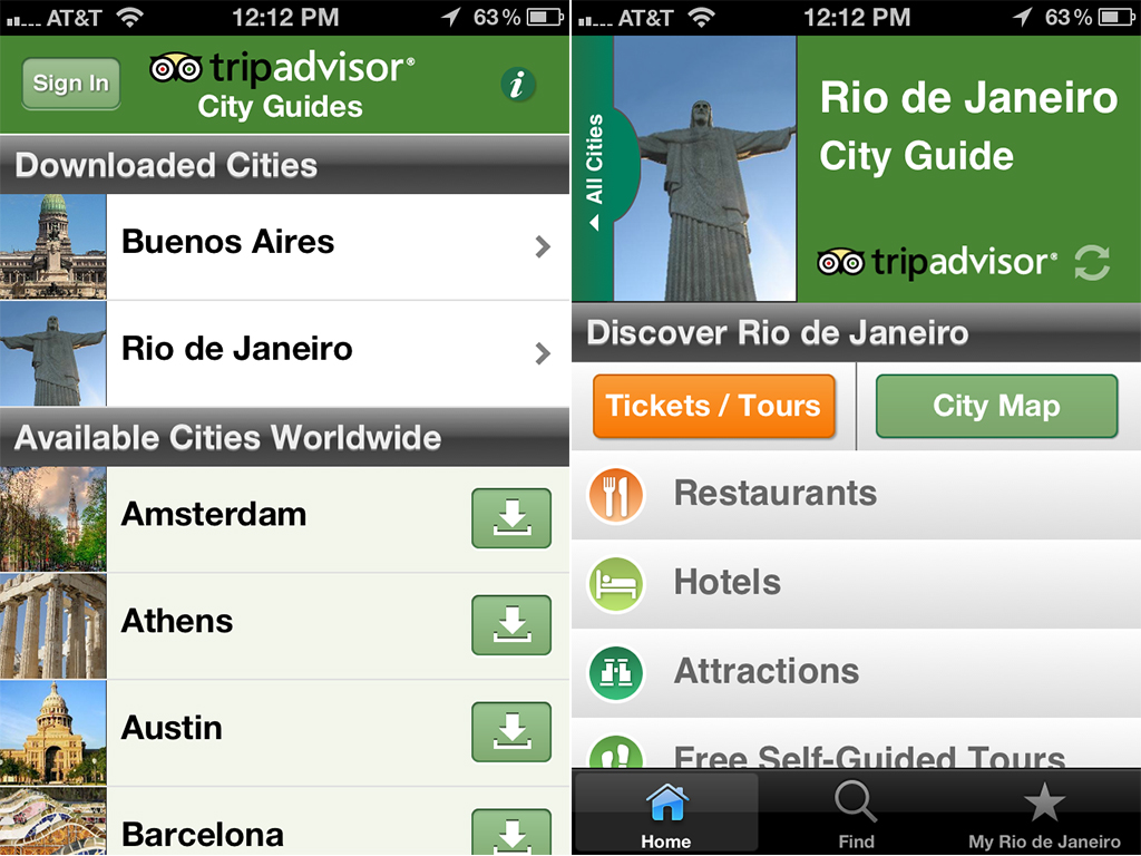 download offline maps tripadvisor