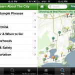 TripAdvisor Offline City Guides version 2.4 - Learn About The City and City Map