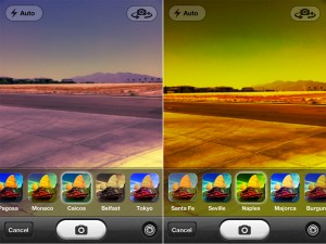 Wood Camera version 1.0.1 (iPhone 4) - Lenses