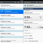 WorldMate  Travelers Value Pack version 3.0.25 (iPad 2) - Flight Details