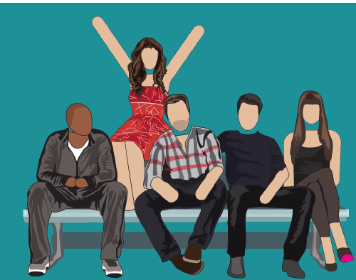 swackett salutes Zooey Deschanel plus the cast (and crew) of New Girl