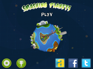 Smashing Planets by AppCrowd Entertainment screenshot