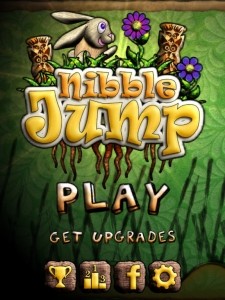 Nibble Jump by Nibble Games screenshot