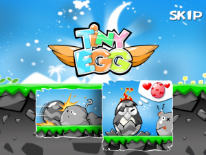 Tiny Egg Begins by Rise entertainment screenshot