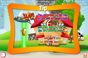 Chickens BBQ by GuGuGames screenshot