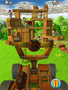 Catapult King by Chillingo Ltd screenshot