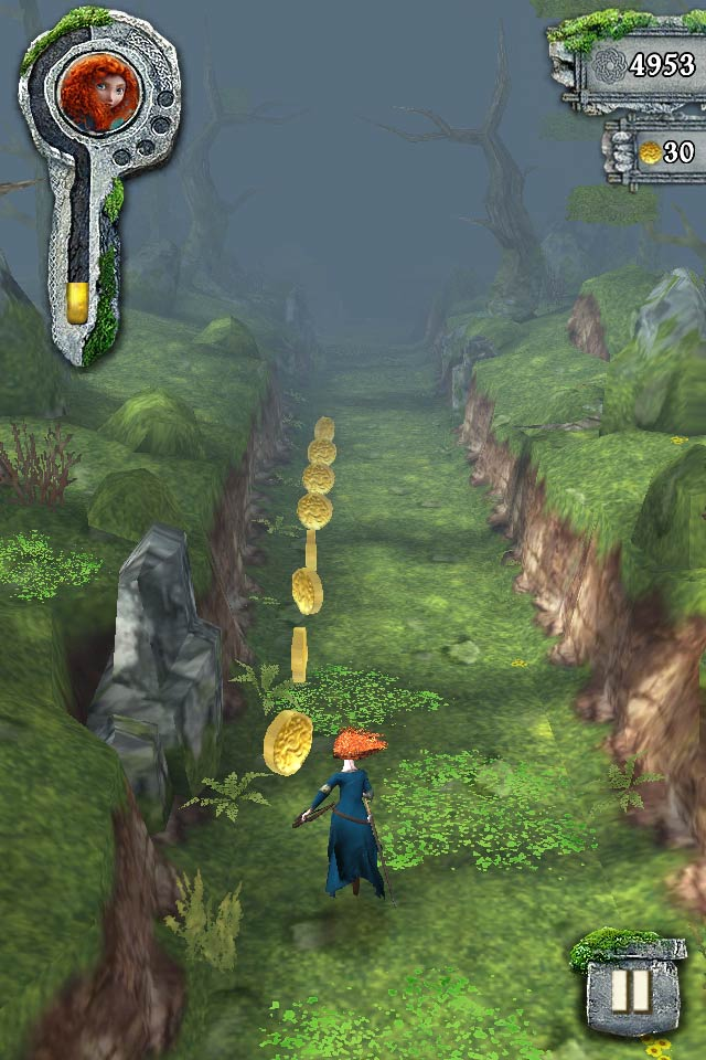 What Does Second Shot Do In Temple Run Brave