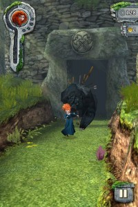 Temple Run: Brave by Disney screenshot