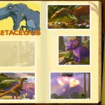 Ansel and Clair with Cretaceous Dinosaurs - Travel Log
