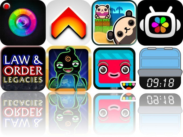 Today's Apps Gone Free: Vidify, Boost 2, Toca Robot Lab And More