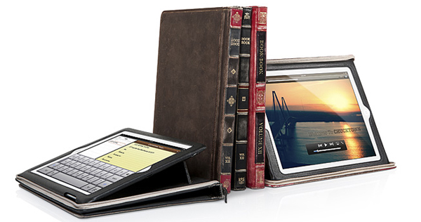 bookbook Twelve South Introduces Newly Redesigned BookBook Case For The iPad