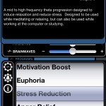 Brain Wave version 5.1 (iPhone 4) - Program Information