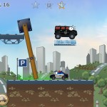 Car Toons (iPad 2) - Screenshot 2