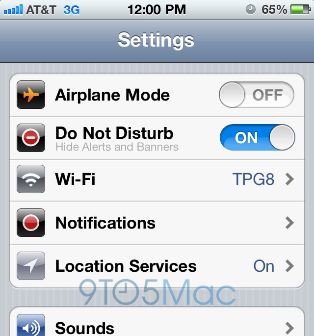Do Not Disturb - 9to5Mac