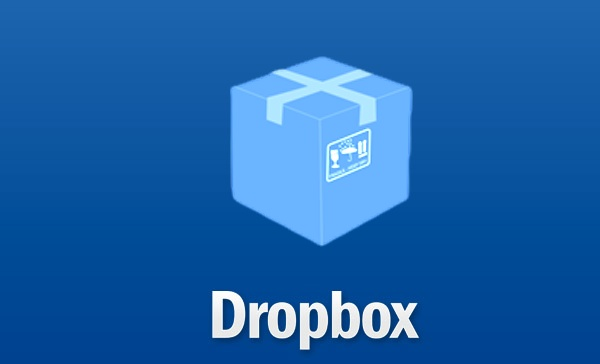 dropbox logo 600 Dropbox for iOS got automatic photo uploads