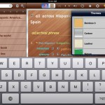 English-Spanish Unabridged Dictionary version 2.3 (iPad 2) - Themes