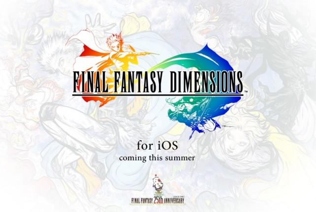 Tvůrci Final Fantasy představili nové tituly pro iOS a Android (videa)
