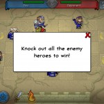 Hero Academy version 1.2.3 (iPad 3) - Challenge Objective