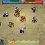Hero Academy version 1.2.3 (iPad 3) - Challenge (Knight Fight)