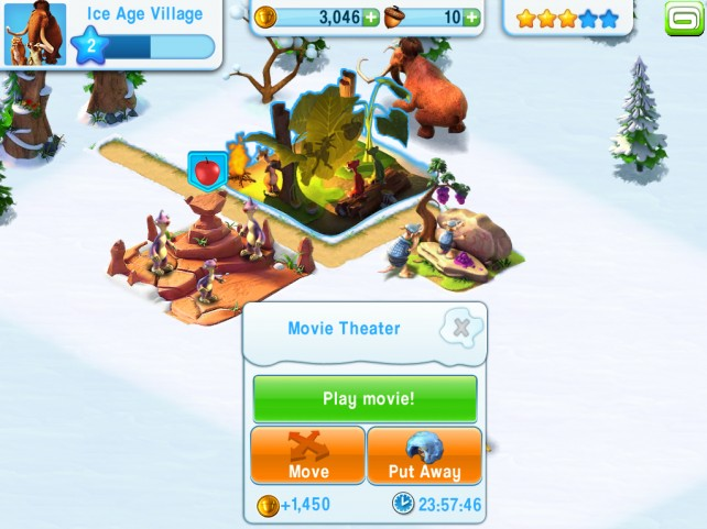 Ice Age VIllage version 1.0.3 (iPad 2) - Exclusive Video