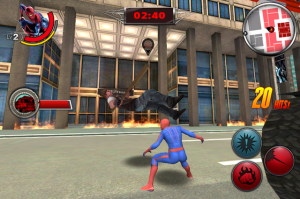 The Amazing Spider-Man by Gameloft screenshot
