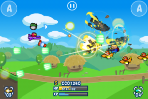 Toon Shooters by Mooff Games screenshot