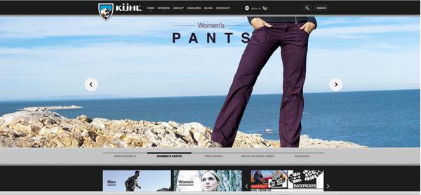 Kühl's website