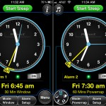 MotionX-Sleep version 3.0 (iPhone 4) - Record Sleep