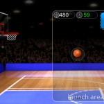 Natural Basketball HD (iPad 2) - Launch Area