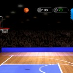 Natural Basketball HD (iPad 2) - Gameplay