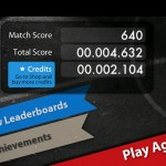 Natural Basketball HD (iPad 2) - Scoreboard